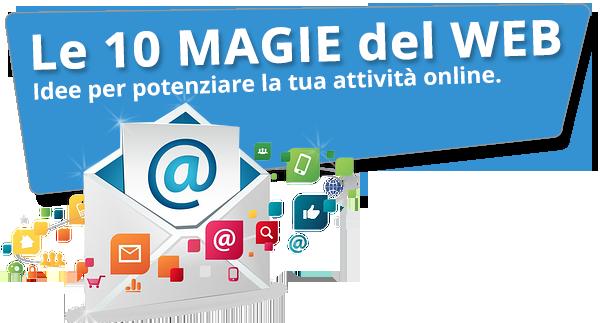 Le 10 Magie del Web