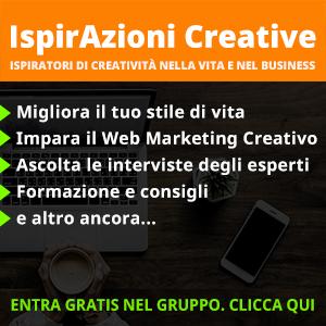 Entra in IspirAzioni Creative