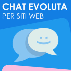 Chat evoluta per siti web