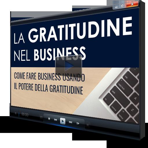 Come fare business usando il potere della gratitudine