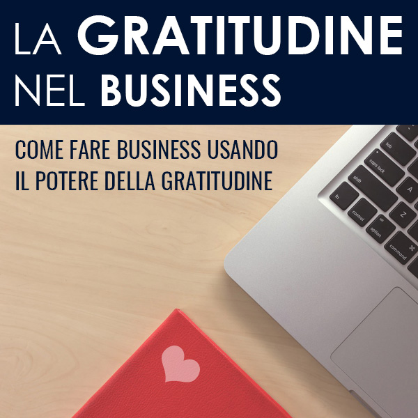 La gratitudine nel business
