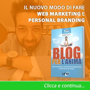 Blog per l'anima - Il libro di Ruggero Lecce