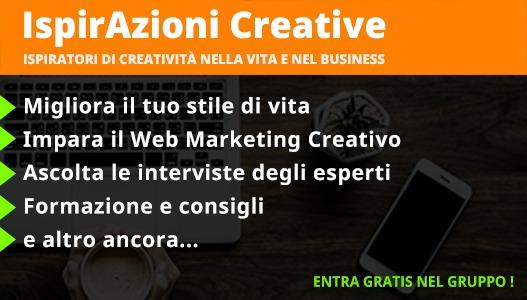 Gruppo Facebook IspirAzioni Creative