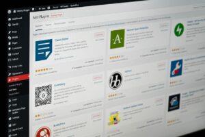 Wordpress - libreria di temi e plugin gratuiti